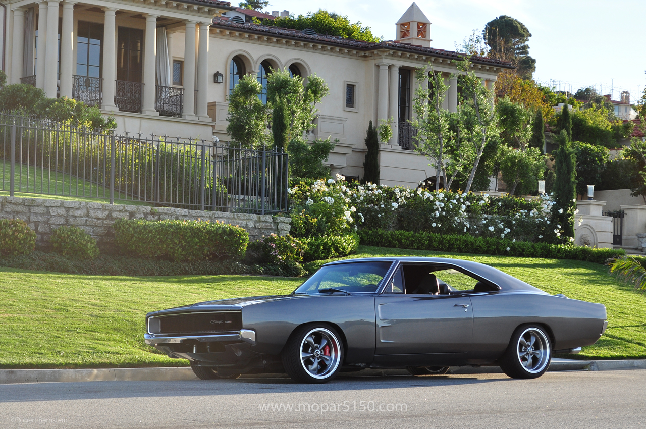 Looks like the West Coast Customs Charger may be for sale soon...cheap